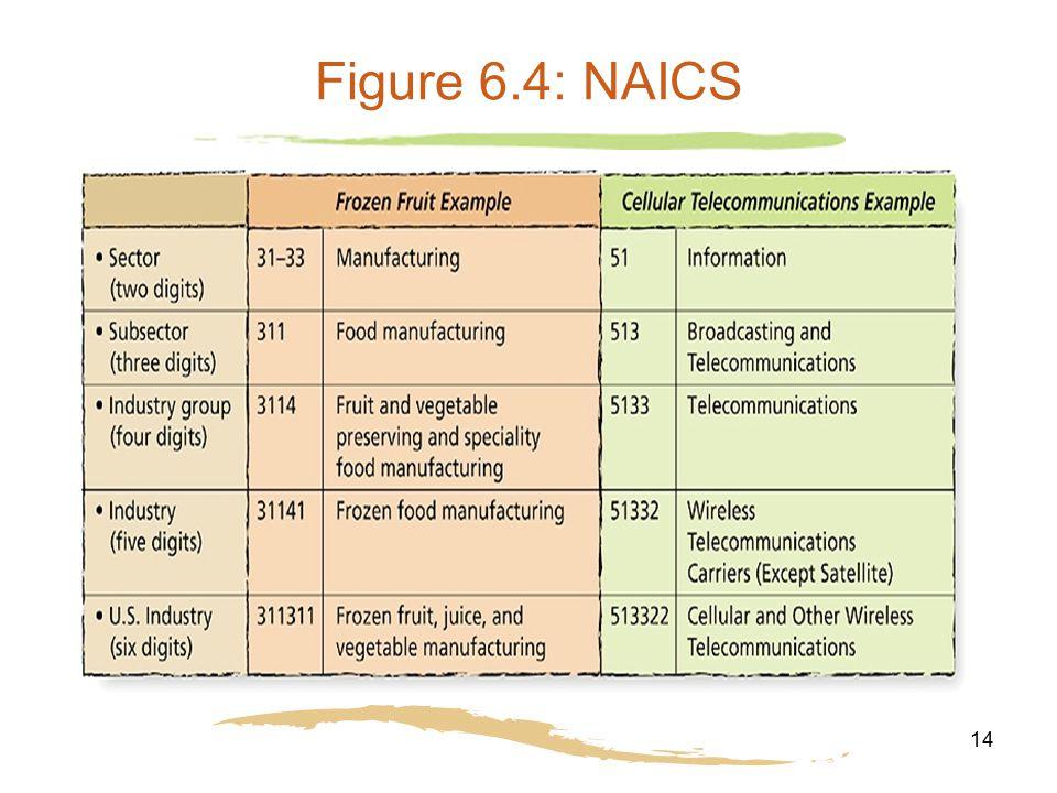 Figure 6.4: NAICS