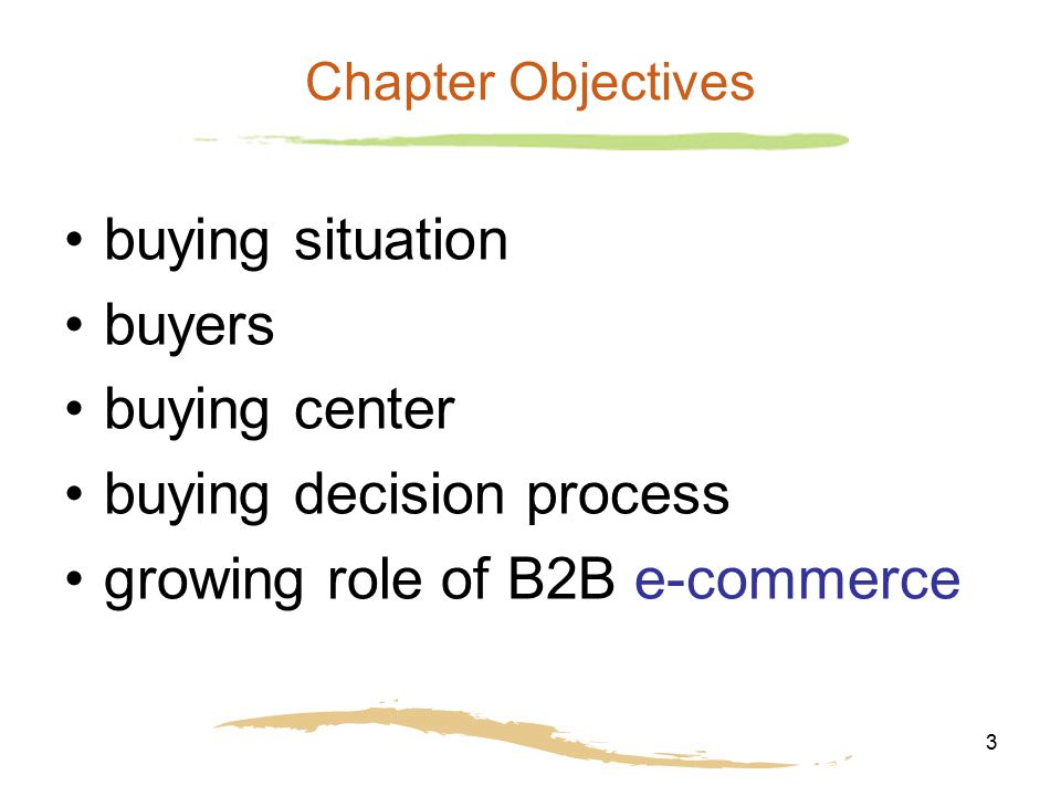 buying decision process growing role of B2B e-commerce