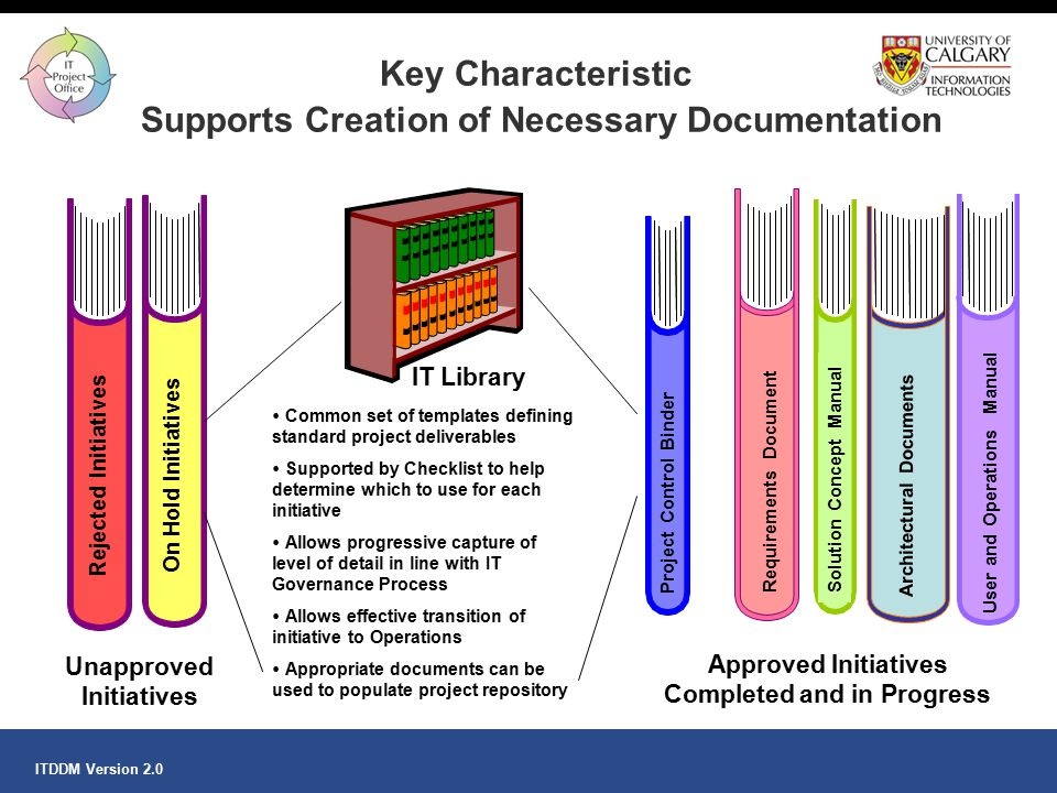 Key Characteristic Supports Creation of Necessary Documentation