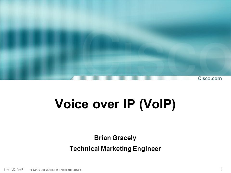 Brian Gracely Technical Marketing Engineer