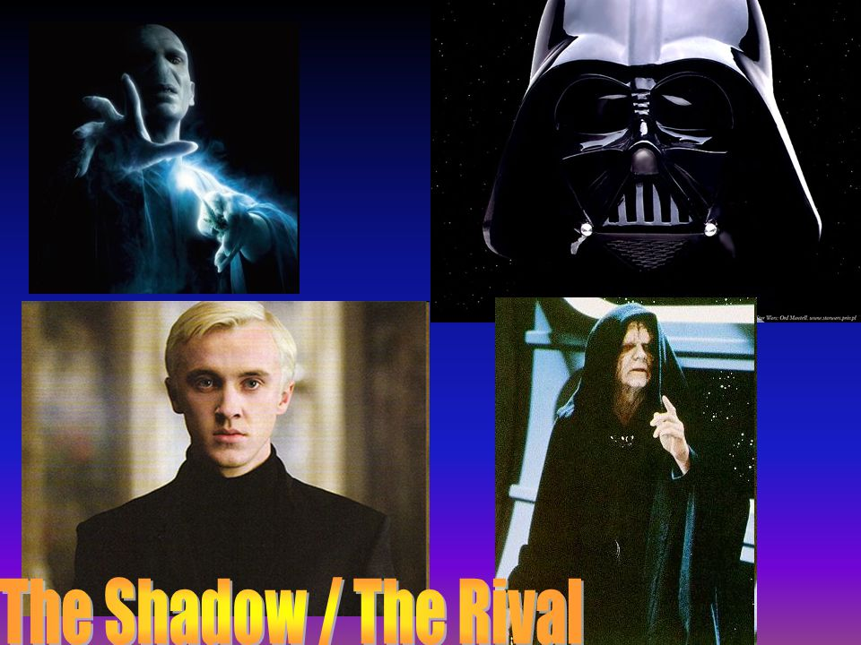 The Shadow / The Rival