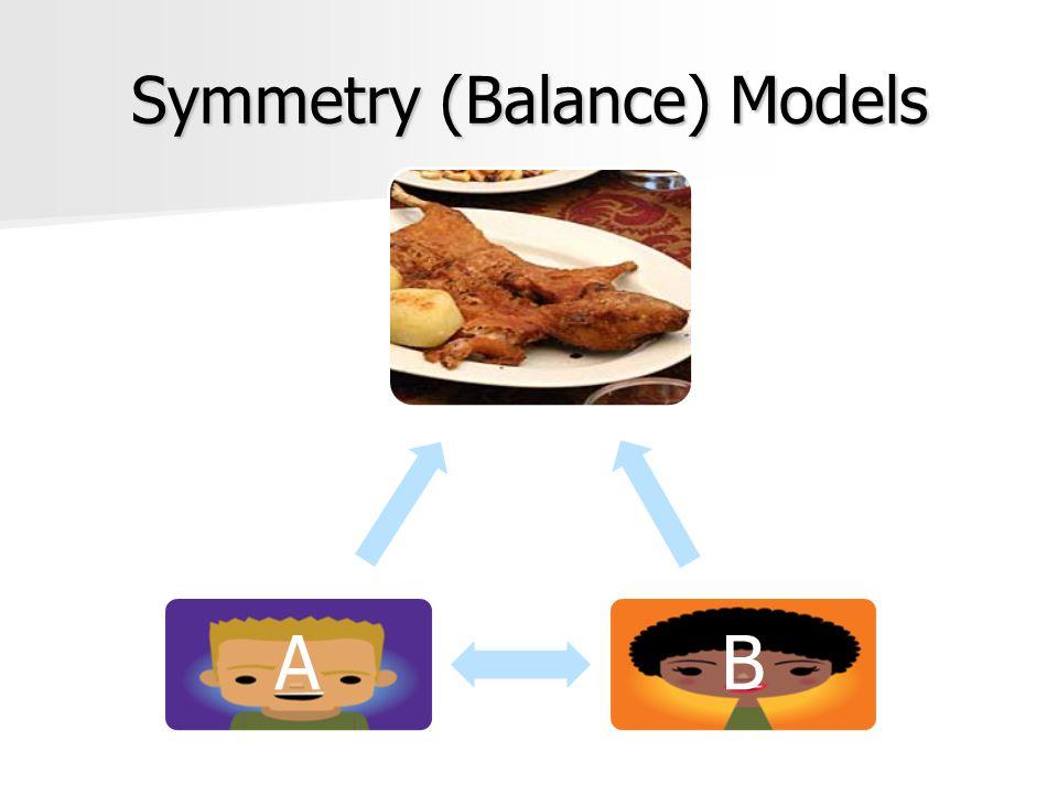 Symmetry (Balance) Models