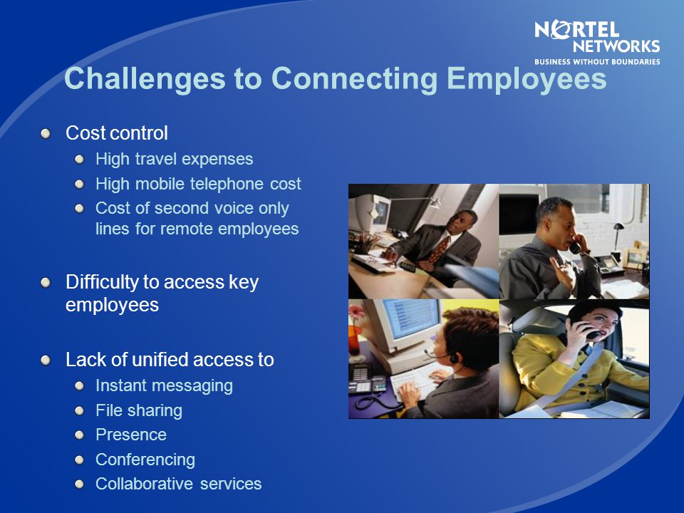 Challenges to Connecting Employees