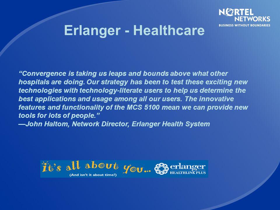 Erlanger - Healthcare