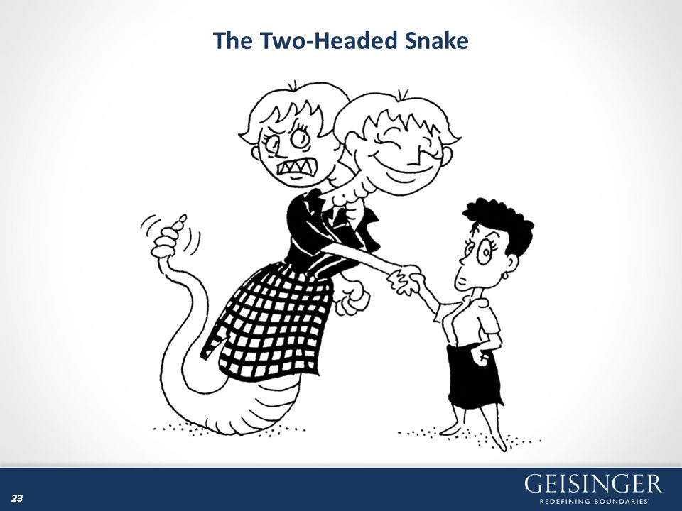 The Two-Headed Snake