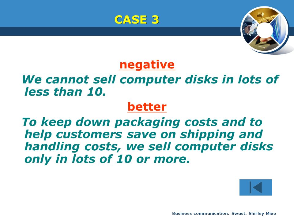 We cannot sell computer disks in lots of less than 10. better