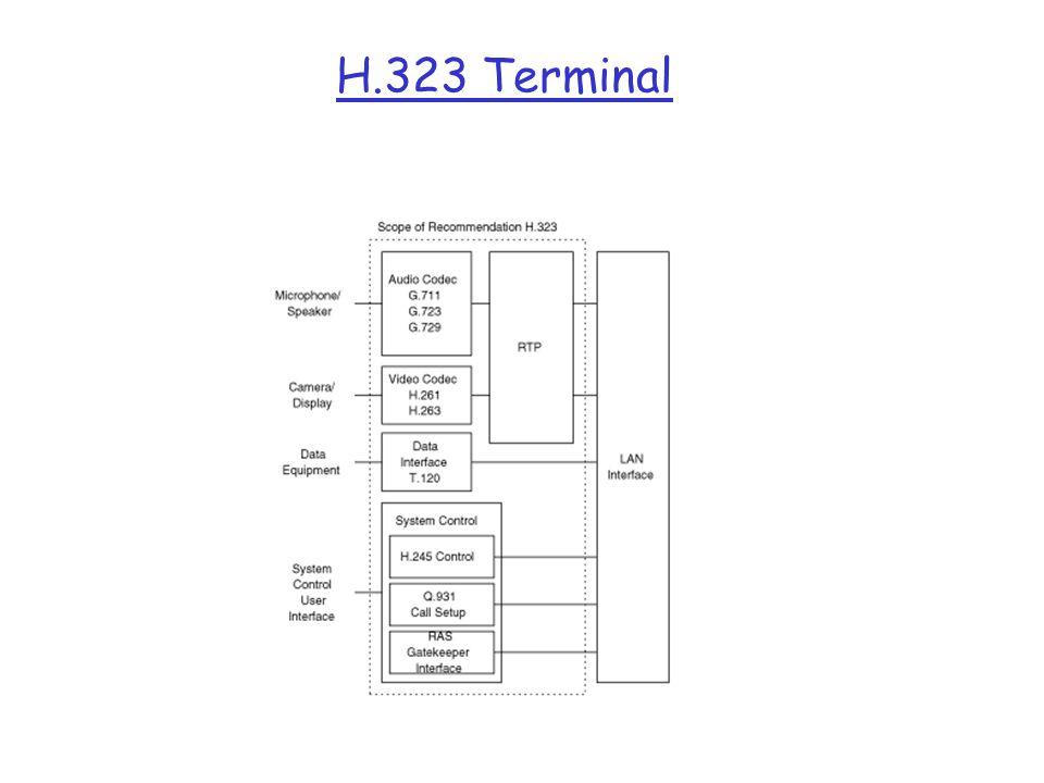 H.323 Terminal