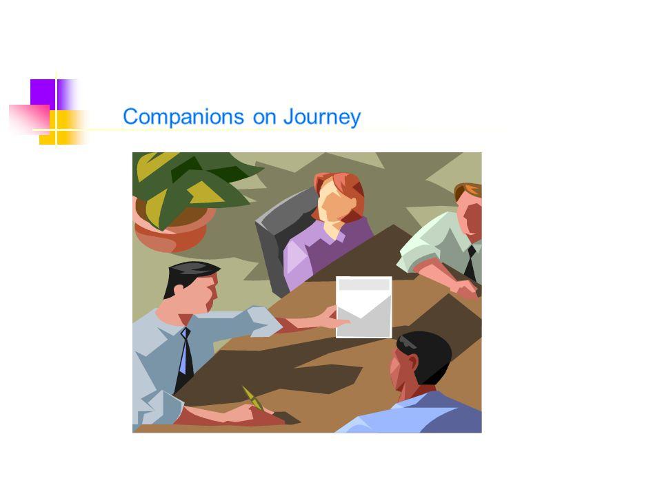 Companions on Journey
