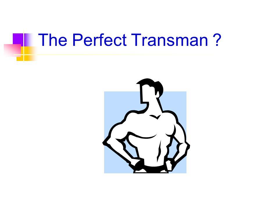The Perfect Transman