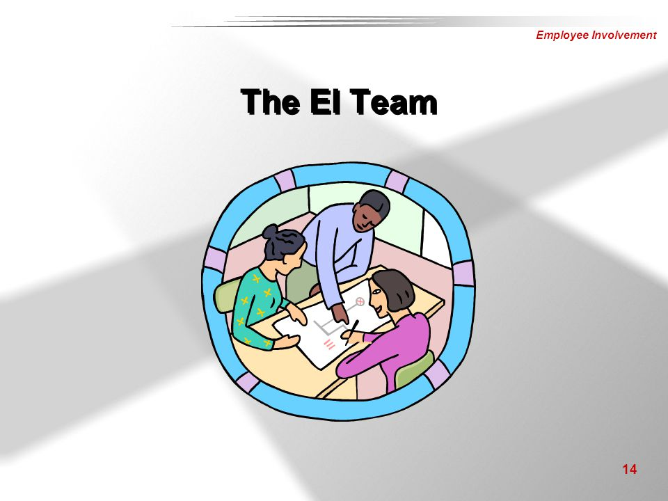 The EI Team Instructor Notes: Discussion Points