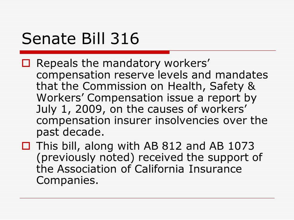 Senate Bill 316