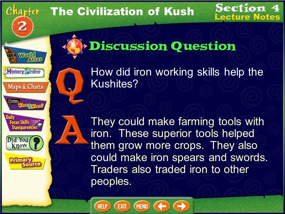 The Civilization of Kush