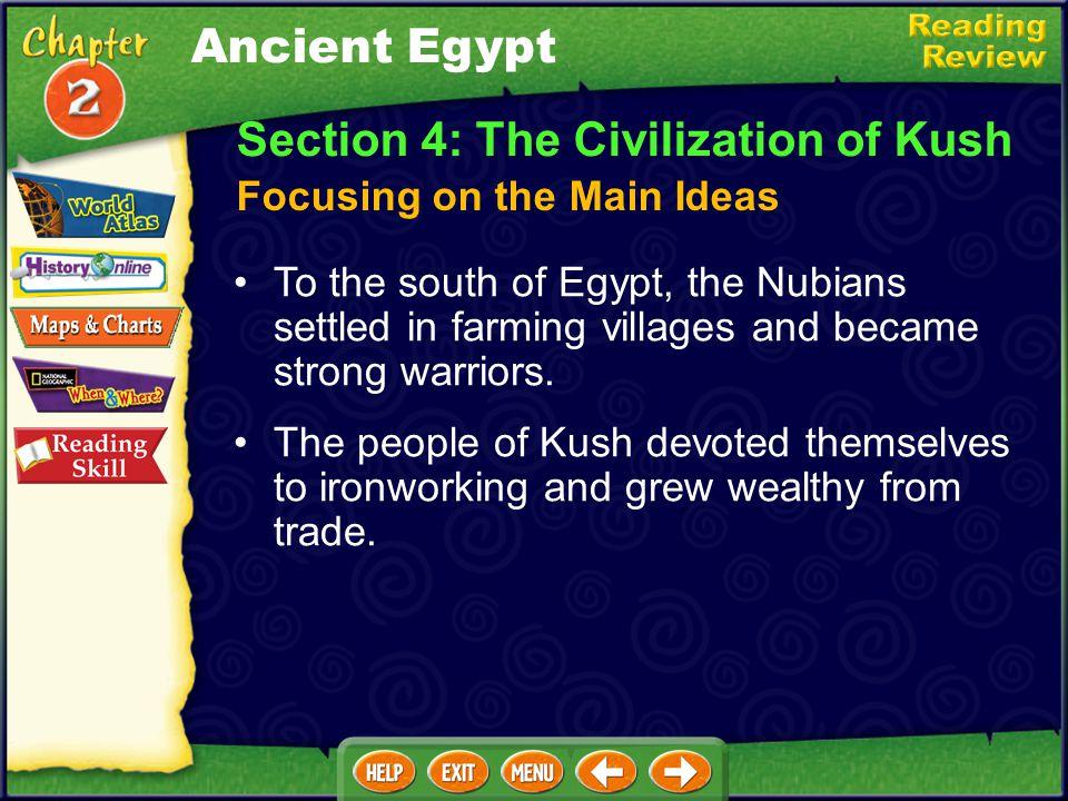 Section 4: The Civilization of Kush