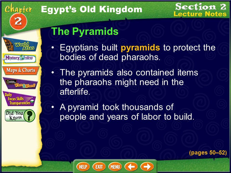 The Pyramids Egypt's Old Kingdom