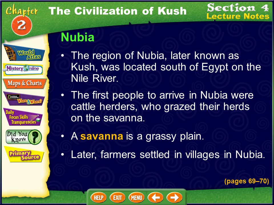 Nubia The Civilization of Kush