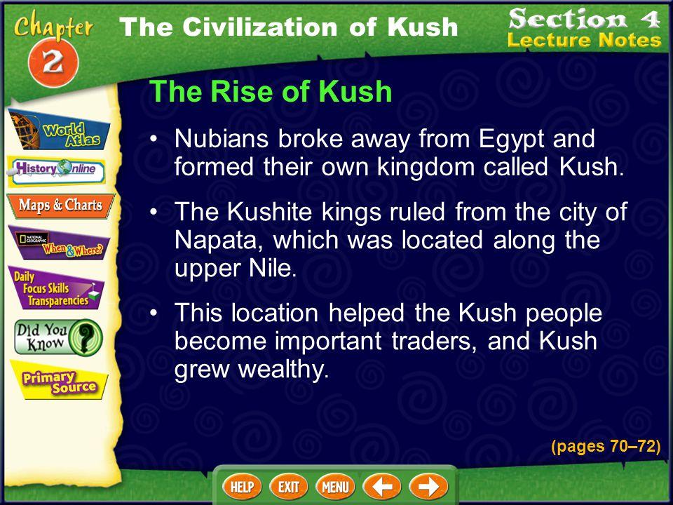The Rise of Kush The Civilization of Kush