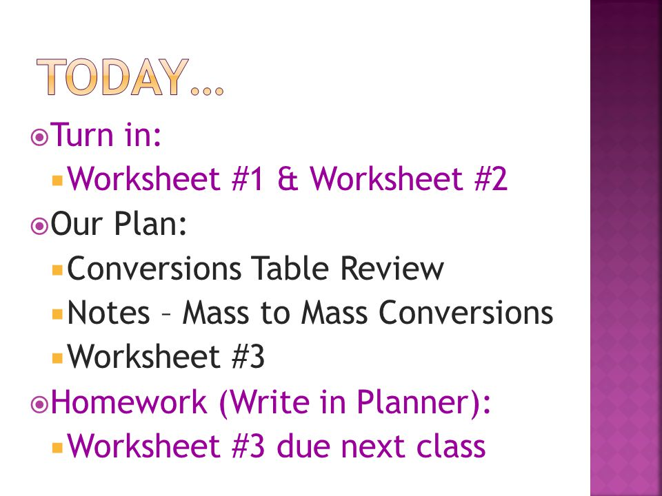 Unit 8 Stoichiometry Chapter ppt download – Molar Conversion Worksheet