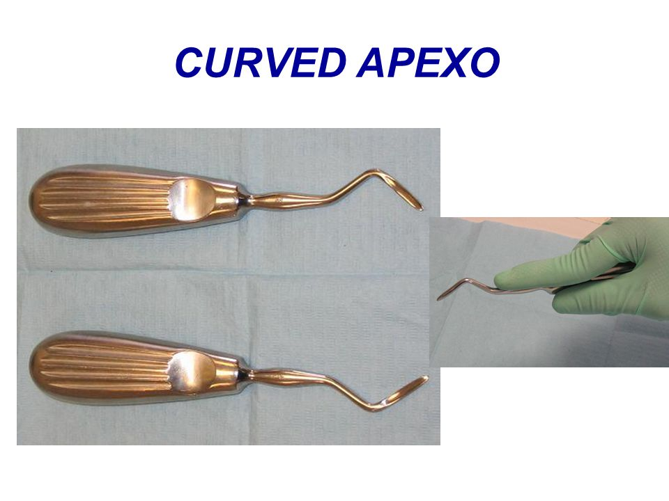 CURVED APEXO