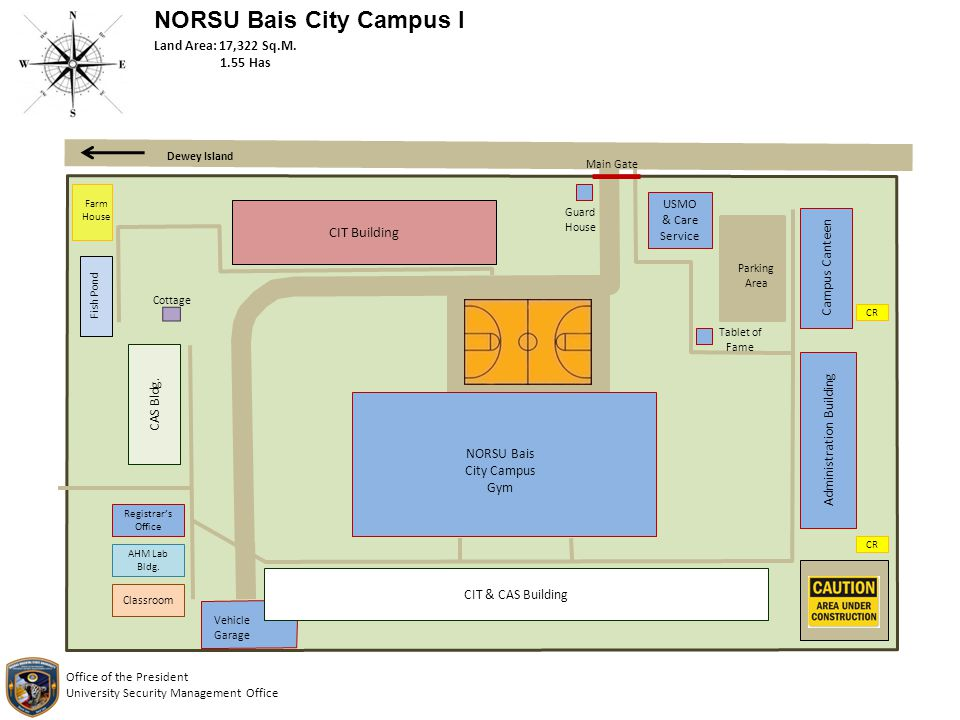 NORSU Bais City Campus I