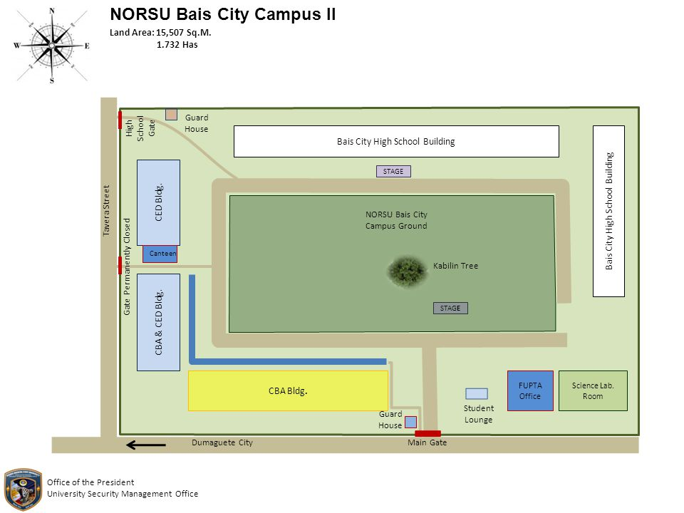 NORSU Bais City Campus II