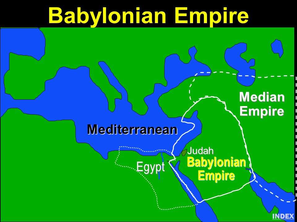 Babylonian Empire Median Empire Mediterranean Babylonian Empire Egypt