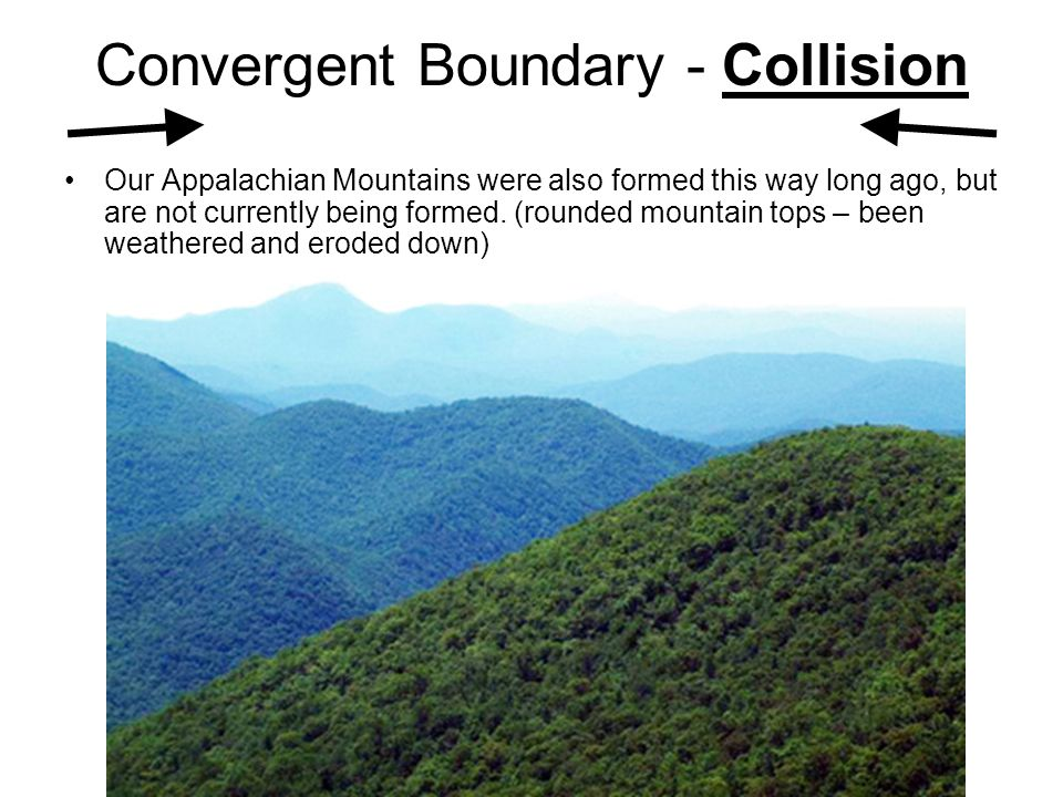 Convergent Boundary - Collision