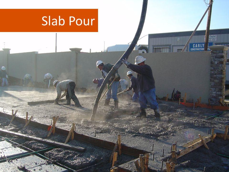 Slab Pour