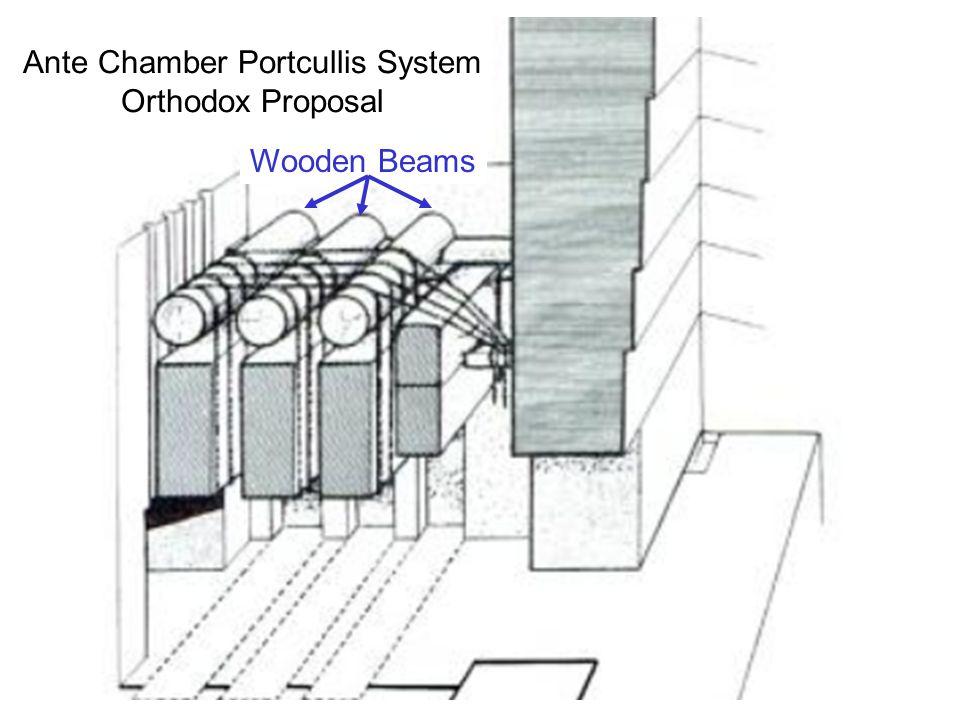 Ante Chamber Portcullis System