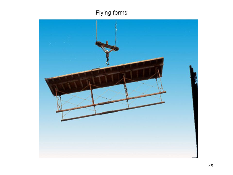 Flying forms