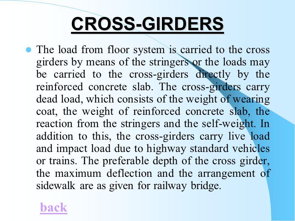 CROSS-GIRDERS