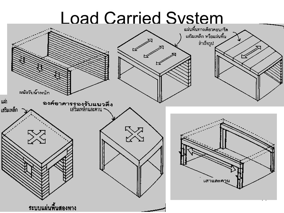 Load Carried System