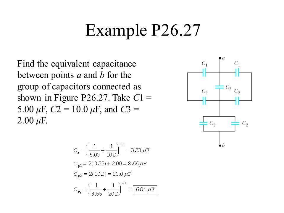 Example P26.27