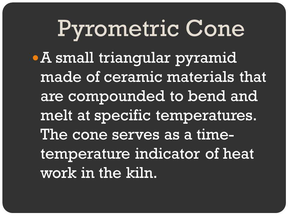 Pyrometric Cone