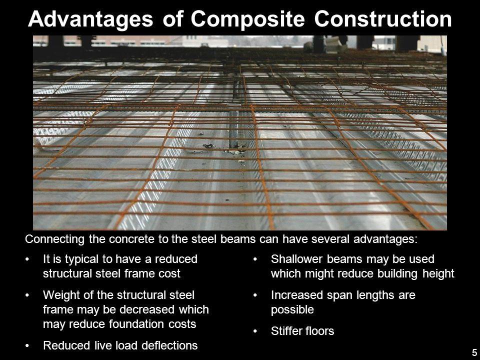 Advantages of Composite Construction