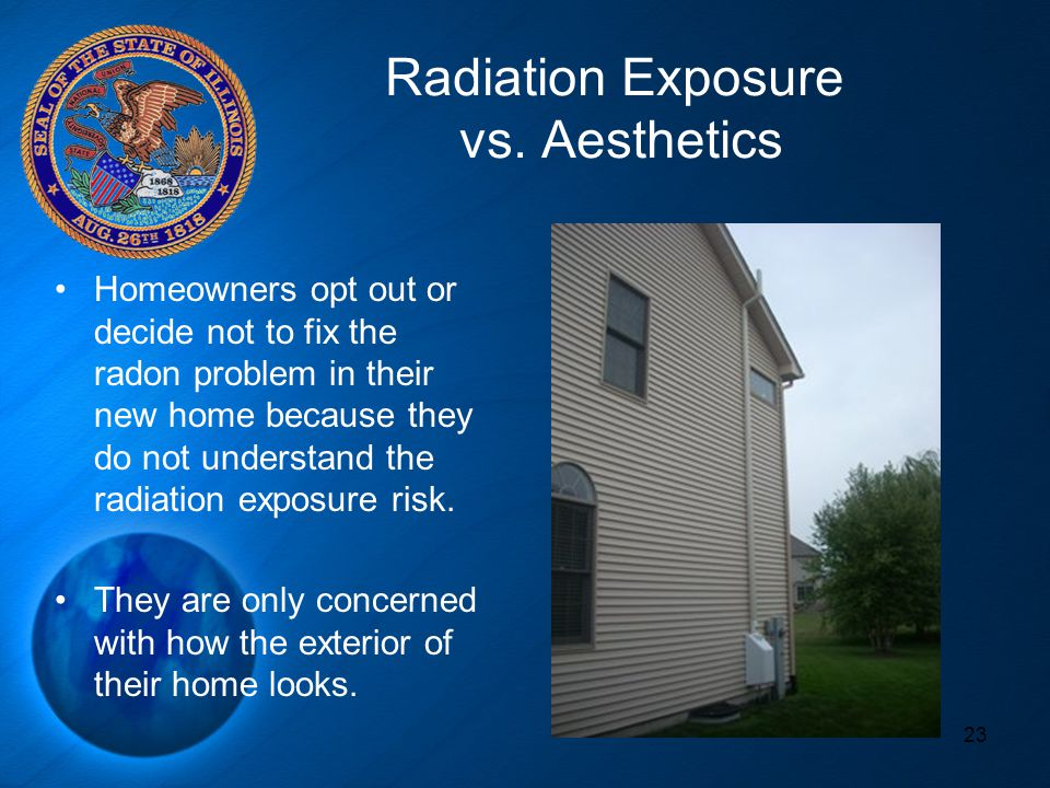 Radiation Exposure vs. Aesthetics