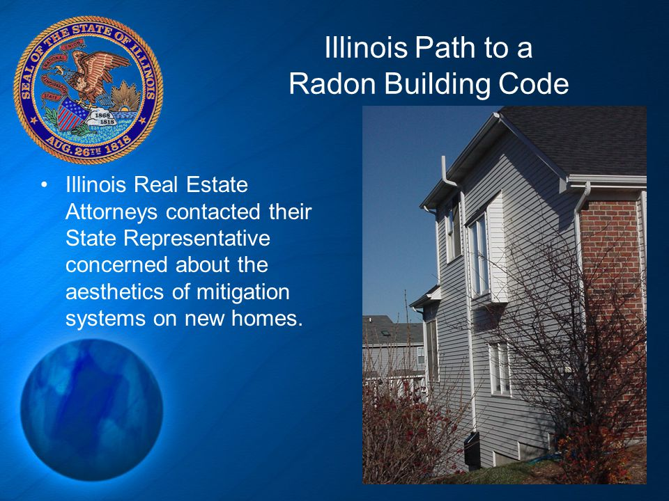 Illinois Path to a Radon Building Code