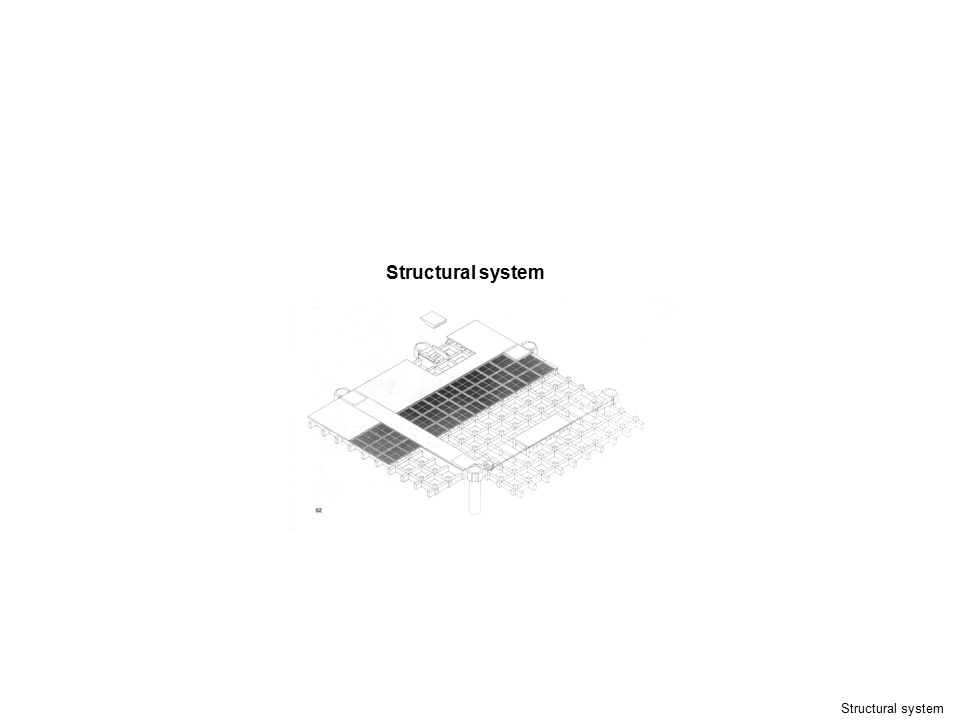 Structural system Structural system