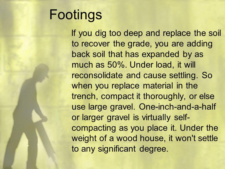 Footings
