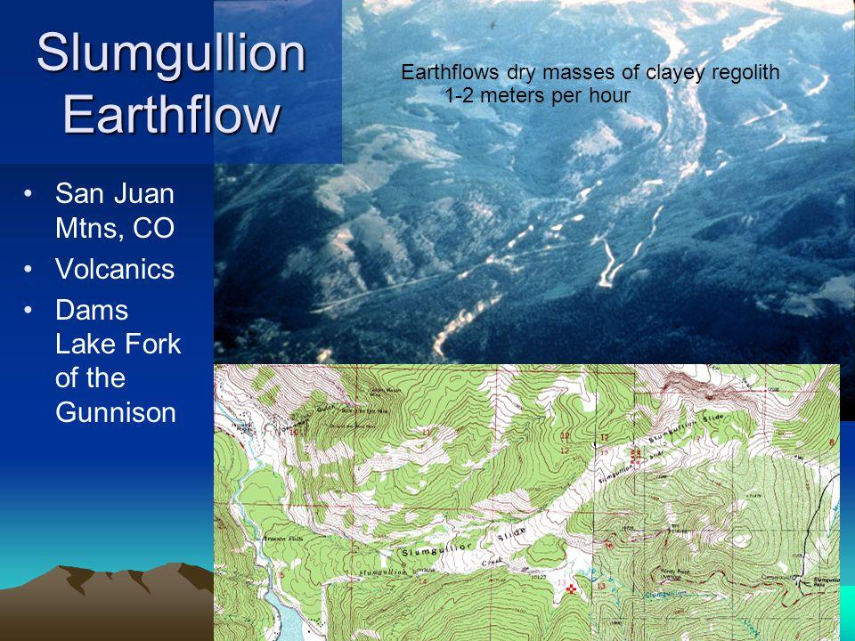 Slumgullion Earthflow