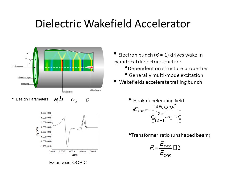 Dielectric Wakefield Accelerator