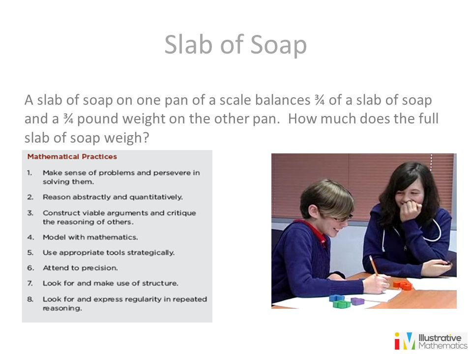 Slab of Soap