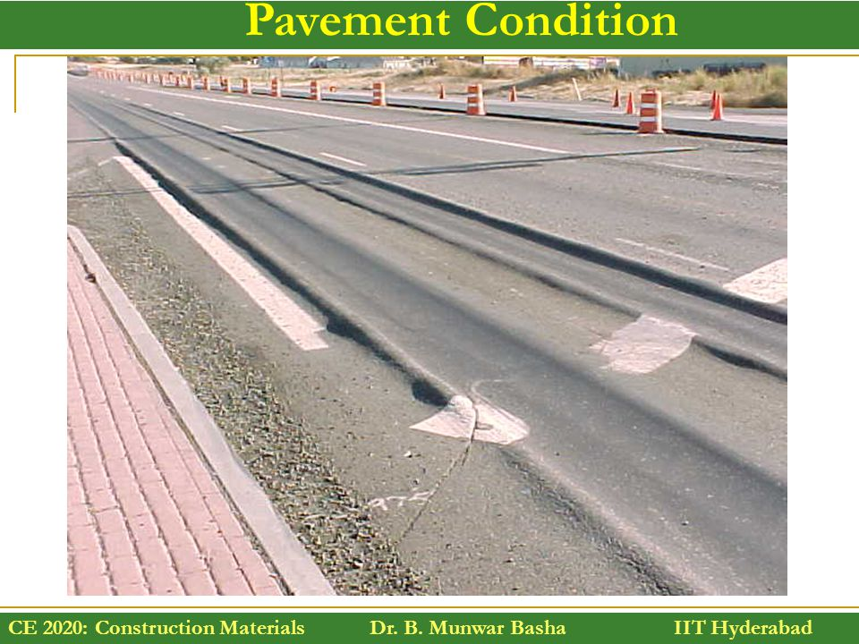 Pavement Condition