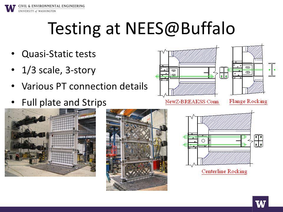 Testing at NEES@Buffalo
