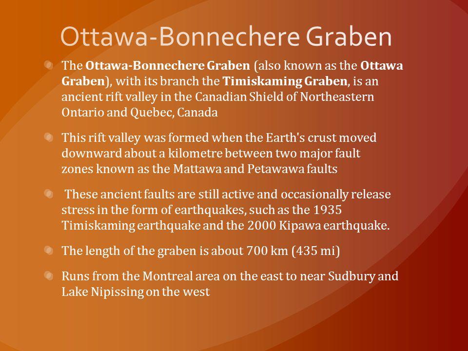 Ottawa-Bonnechere Graben