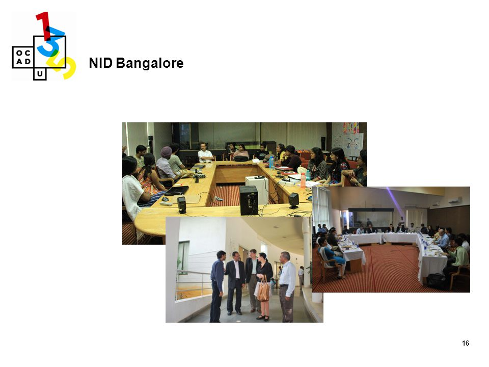 NID Bangalore Making Personal Connections - faculty exchanges 16