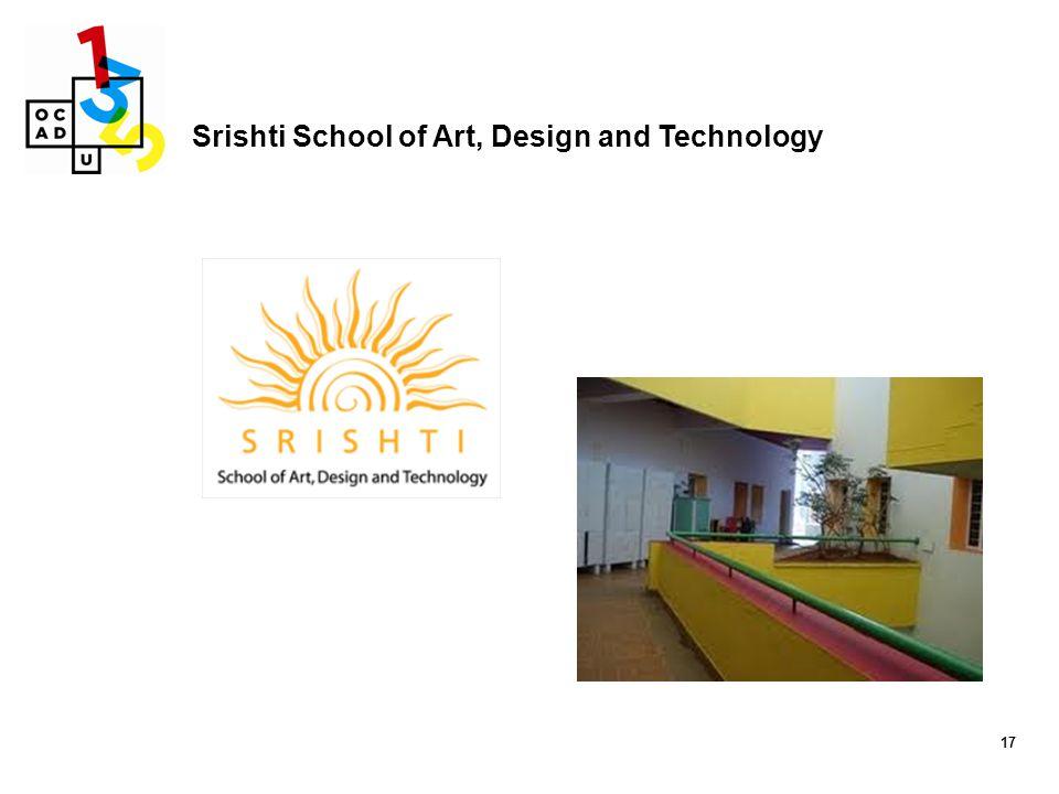 Srishti School of Art, Design and Technology