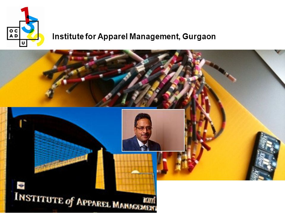 Institute for Apparel Management, Gurgaon