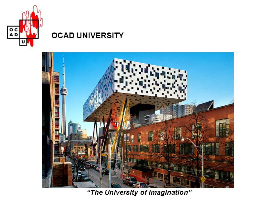 The University of Imagination