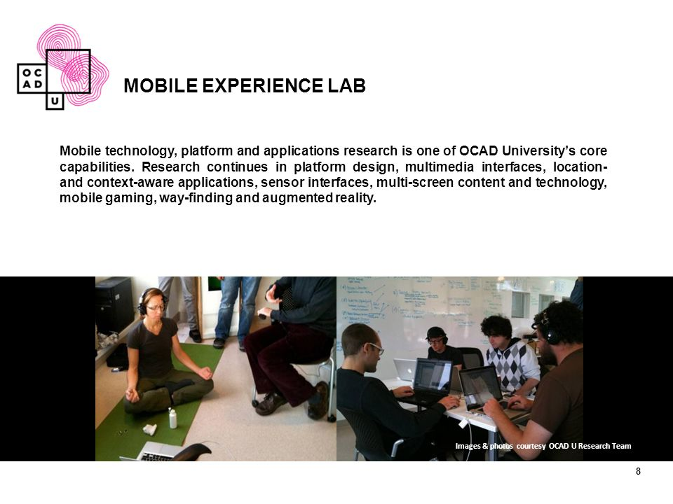 MOBILE EXPERIENCE LAB