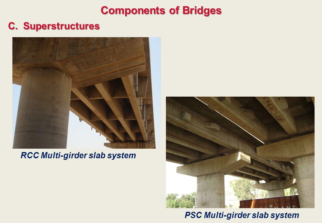 PSC Multi-girder slab system